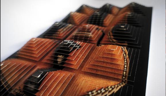 Vibrato Stradivari for 8 Variazioni per Stradivari by Alfred Drago Rens 3d